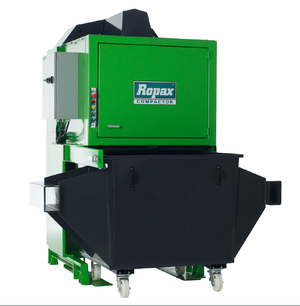 How Does A Trash Compactor Work ropax – rotary compactor, commercial trash compactor, benefits of